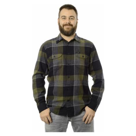 Košile Lee Worker pánská olivová