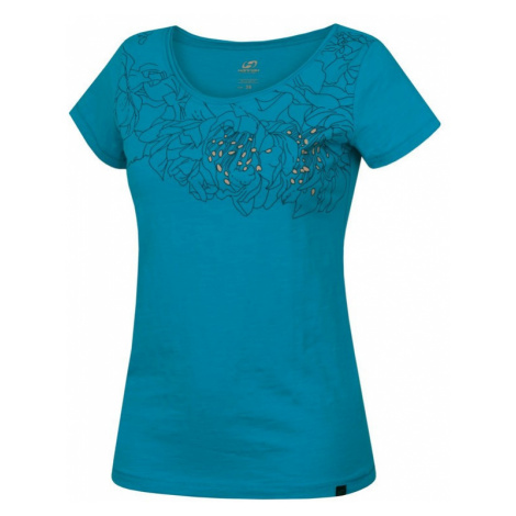 Dámské tričko Hannah Karmela bluebird