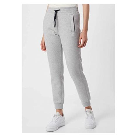 Calvin Klein Calvin Klein dámské šedé teplákové kalhoty COTTON BLEND FLEECE JOGGERS