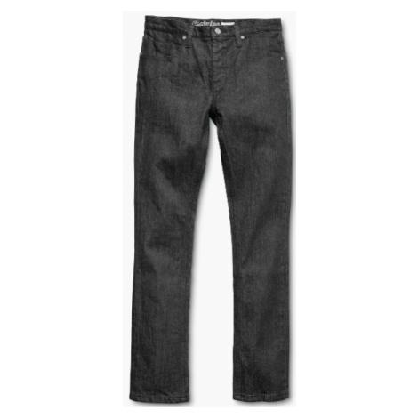 Kalhoty Etnies E1 Slim Denim black raw