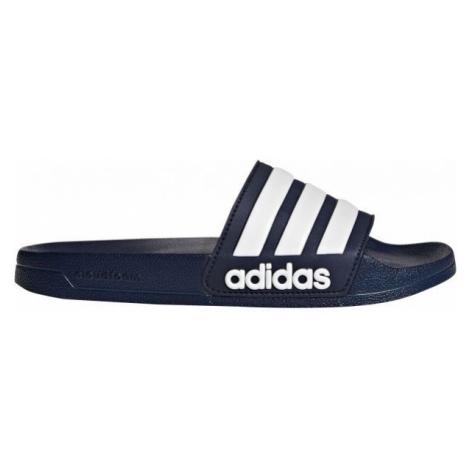 adidas ADILETTE SHOWER modrá - Pánské pantofle