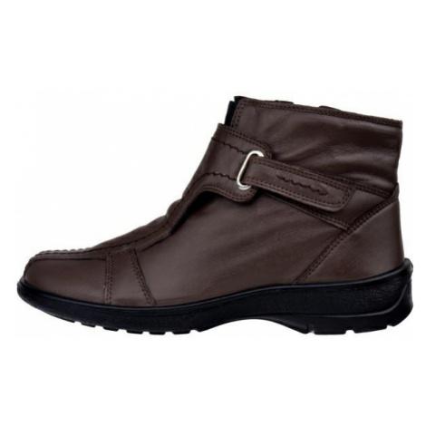 AURELIA, Kotníčková obuv  4731 hnědá EU 41