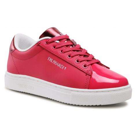Sneakersy TRUSSARDI - 79A00680 P200