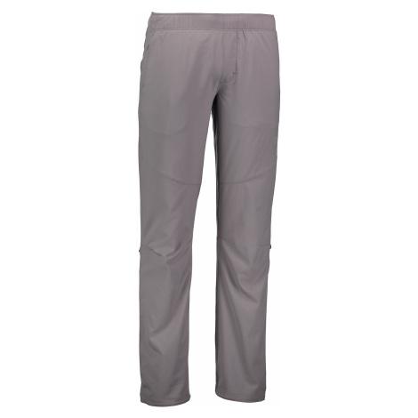 Nordblanc Flex pánské outdoorové kalhoty šedé