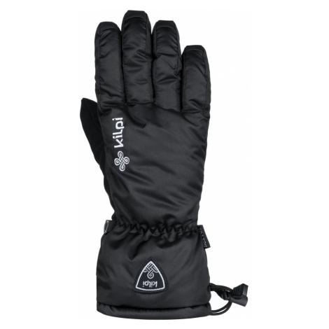 KILPI Unisex lyžařské rukavice MIKIS-U JU0161KIBLK Černá