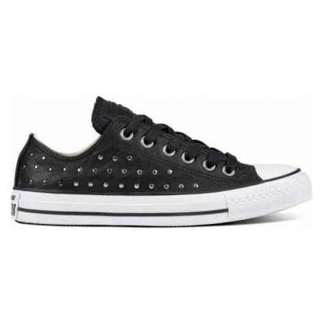 Converse CHUCK TAYLOR ALL STAR černá - Dámské nízké tenisky