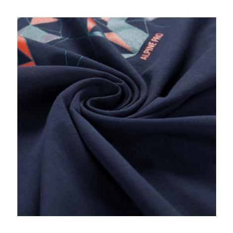 Dámské triko Alpine Pro UNEGA 6 - tmavě modrá