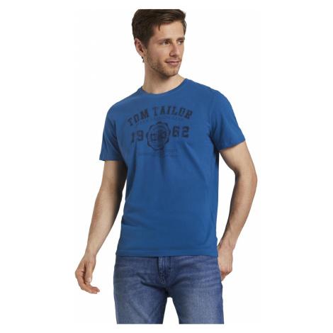 Tom Tailor pánské triko s logem 1008637/11045