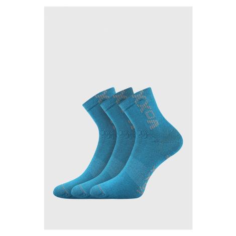 3 PACK chlapeckých ponožek Adventurik Boma