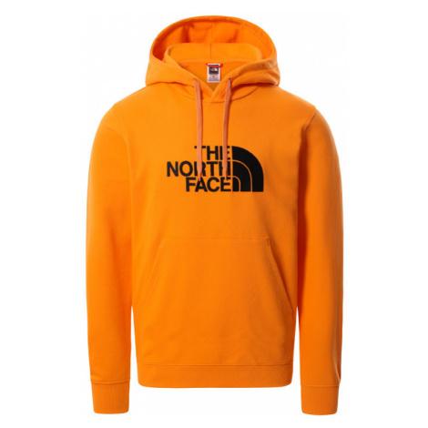 The North Face M Light Drew Peak Po Hoodie oranžové NF00A0TEPKH