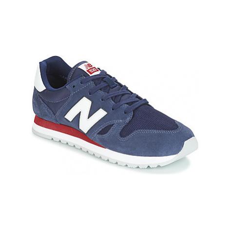New Balance U520 Modrá