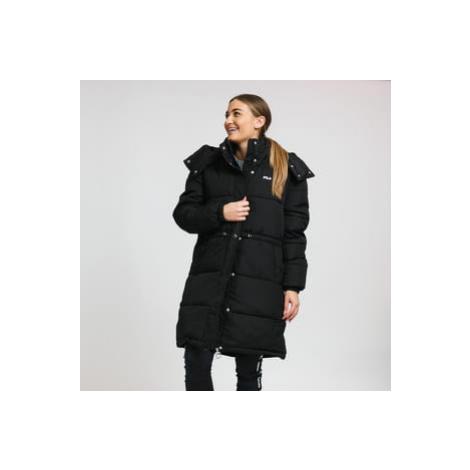 Fila Women Tender Long Puffer Jacket černá