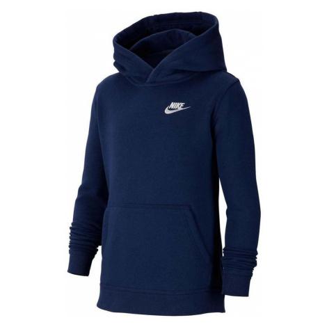 Dětská mikina Nike Sportswear Club Tmavě modrá