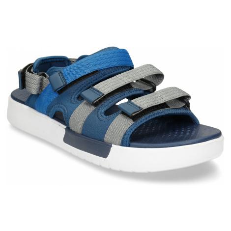 Modré pánské sandály Baťa