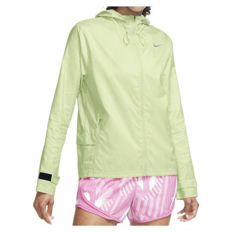 Dámská běžecká bunda Nike Essential Zelená