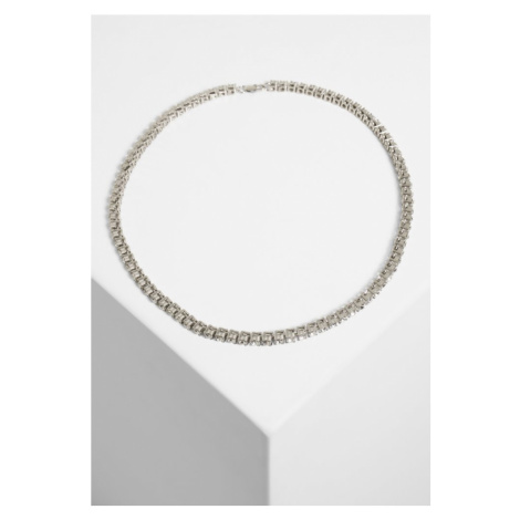 Necklace With Stones - silver Urban Classics