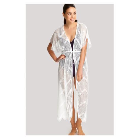 Plážové oblečení Panache SW1425 Bílá