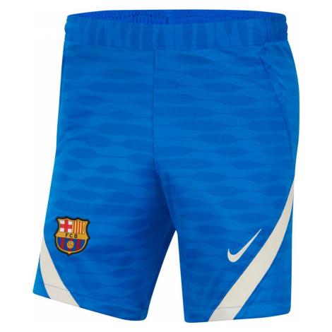 Šortky Nike FC Barcelona Strike Modrá