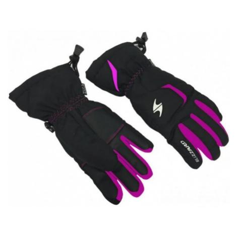 Blizzard RIDER JUNIOR růžová - Dětské rukavice