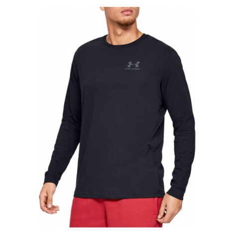 UNDER ARMOUR SPORTSTYLE LEFT CHEST LS 1329585-001