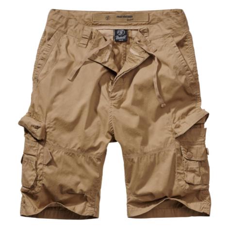 Brandit Kalhoty krátké Ty Shorts camel