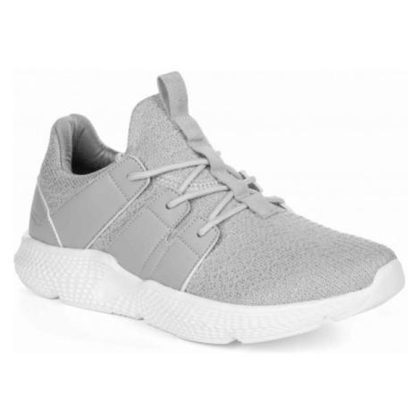 Loap CORFINO L šedá - Dívčí vycházková obuv