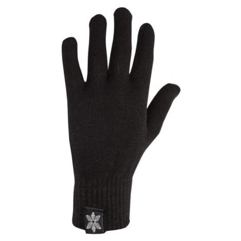 Willard LODALO černá - Dámské pletené rukavice