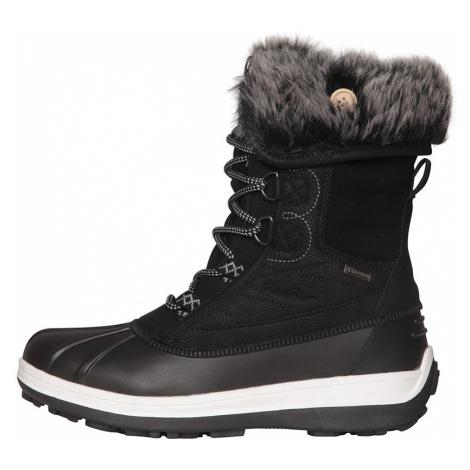 Dámská zimní obuv Alpine Pro PELICANA - černá