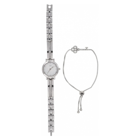 Top Secret LADY'S WATCH AND BRACELET SET
