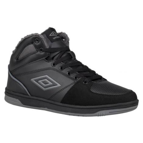 Umbro KINGSTON MID černá - Pánská zimní obuv