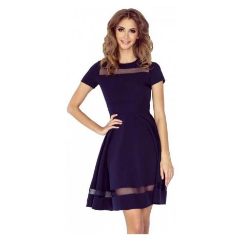 Dámské šaty Morimia 003-2   tmavě modrá
