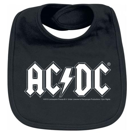 AC/DC Logo bryndák černá
