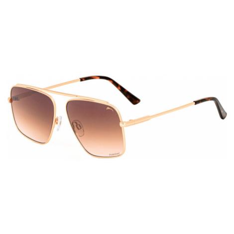 RELAX Narcos Pánské sluneční brýle R1144B zlatá 12(31)