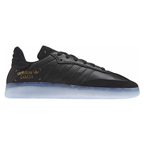 Adidas Samba RM Black/Cyan černé BD7476
