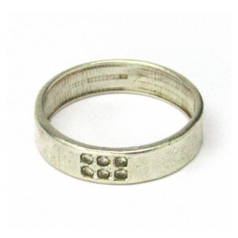 AutorskeSperky.com - Stříbrný prsten s topazy -  S3328