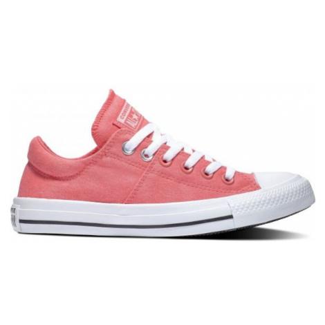 Converse CHUCK TAYLOR ALL STAR MADISON červená - Dámské nízké tenisky