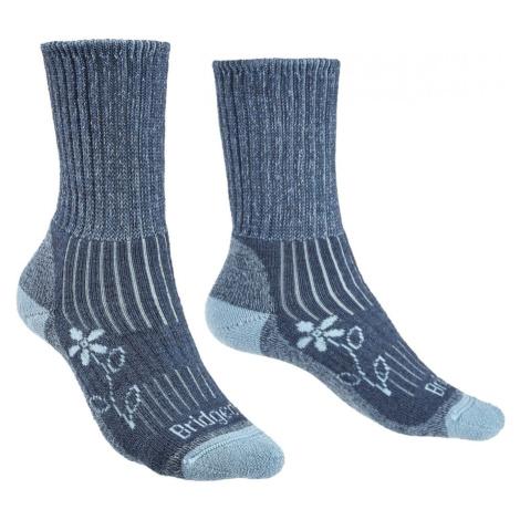 Bridgedale Hike Midweight Merino Comfort Boot Women´s blue (3-4,5)