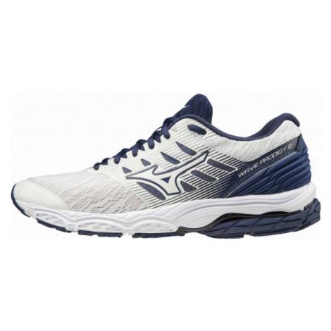 Mizuno WAVE PRODIGY 2 bílá - Pánská běžecká obuv