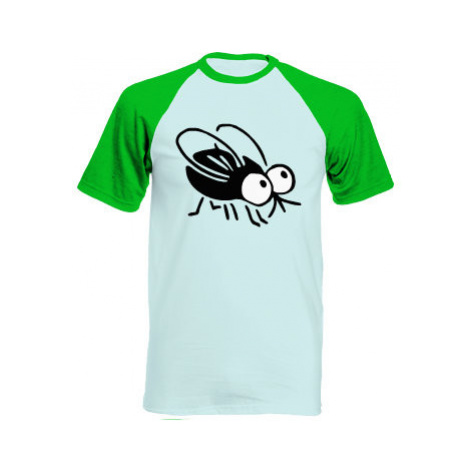 Pánské tričko Baseball Moucha