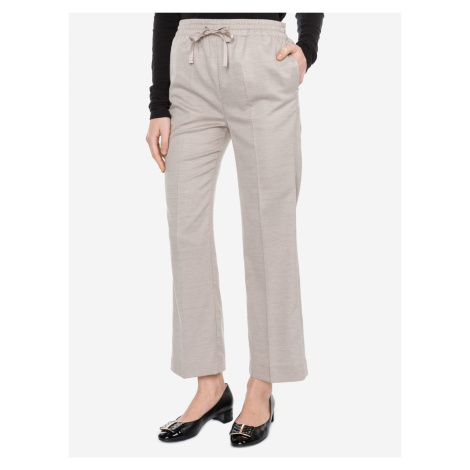 Kalhoty Marc O'Polo Béžová