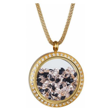 Preciosa Luxusní náhrdelník s krystaly Sunshine 7288Y20