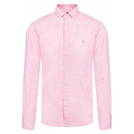 Košile POLO RALPH LAUREN růžová