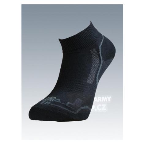 Ponožky se stříbrem Batac Classic short - black
