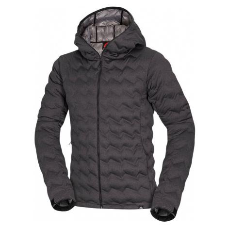 Northfinder Zig-Zag Adrien pánská bunda šedá