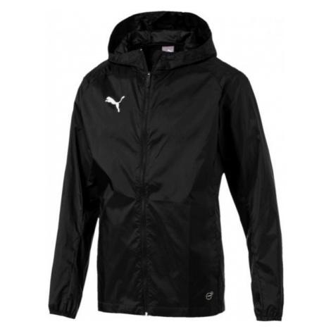 Puma LIGA TRAINING RAIN JKT CORE černá - Pánská bunda