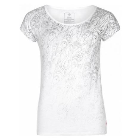 KILPI Dámské triko CHRISTIE-W ML0085KIWHT Bílá