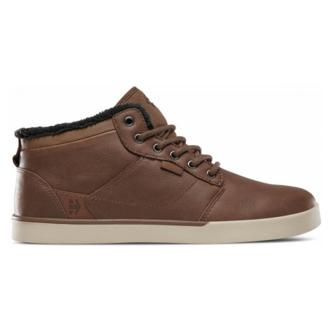 Boty Etnies Jefferson Mid brown-tan