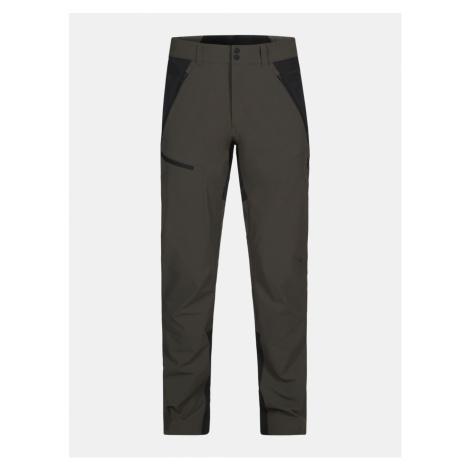 Kalhoty Peak Performance M Light Ss Carbon Pants - Zelená