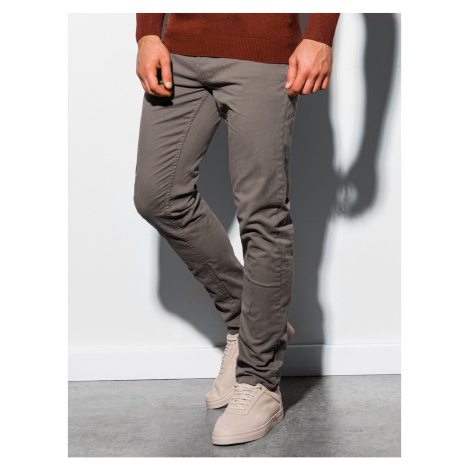 Ombre Clothing Men's pants chinos P895
