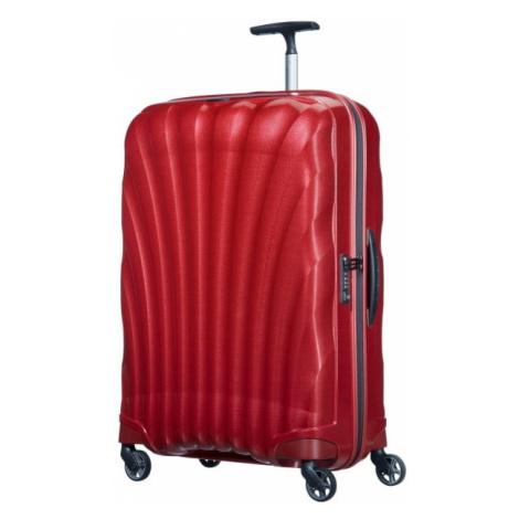 Samsonite Cestovní kufr Cosmolite Spinner V22 94 l - červená